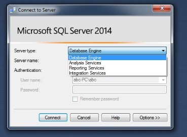 SQL Server DB Engine